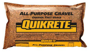 "QUIKRETE® All Purpose 3/8"" Gravel Piranha Stucco Edmonton"