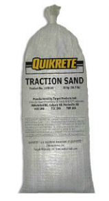 QUIKRETE® Traction Sand Piranha Stucco Edmonton