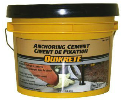 QUIKRETE® Anchoring Cement Piranha Edmonton Stucco