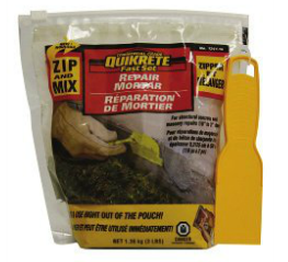 QUIKRETE® Zip & Mix - FastSet™ Repair Mortar Piranha Stucco Edmonton